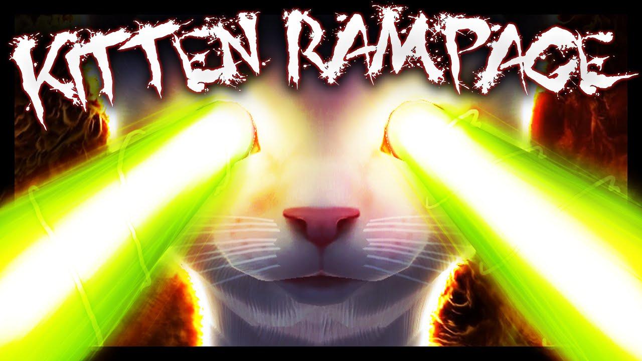 دانلود بازی Kitty Rampage برای pc