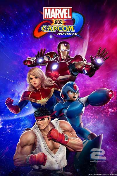 Marvel vs Capcom Infinite | تاپ 2 دانلود