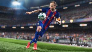 دانلود بازی Pro Evolution Soccer 2018 برای PS4 | تاپ 2 دانلود