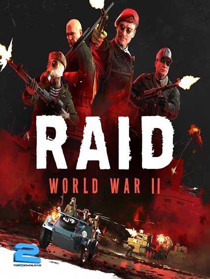 RAID World War II | تاپ 2 دانلود