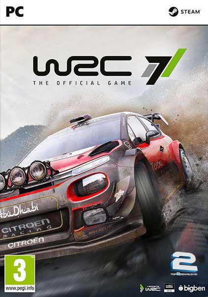 WRC 7 FIA World Rally Championship | تاپ 2 دانلود