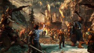 دانلود بازی Middle Earth Shadow of War برای PS4 | تاپ 2 دانلود