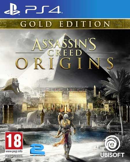 Assassins Creed Origins | تاپ 2 دانلود