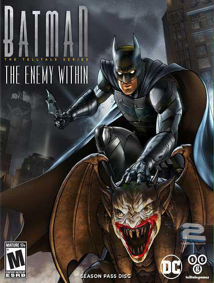 Batman The Enemy Within Episode 3 | تاپ 2 دانلود