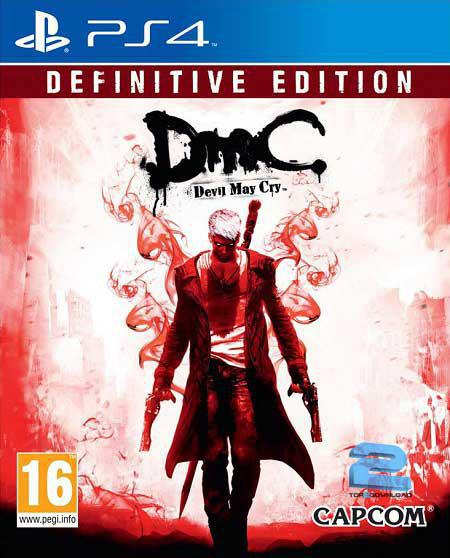 DmC Devil May Cry Definitive Edition | تاپ 2 دانلود