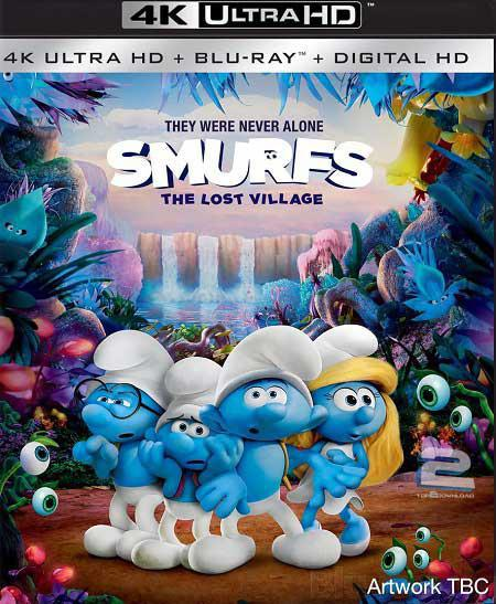 Smurfs The Lost Village 2017 | تاپ 2 دانلود