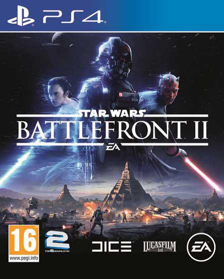 Star Wars Battlefront II | تاپ 2 دانلود
