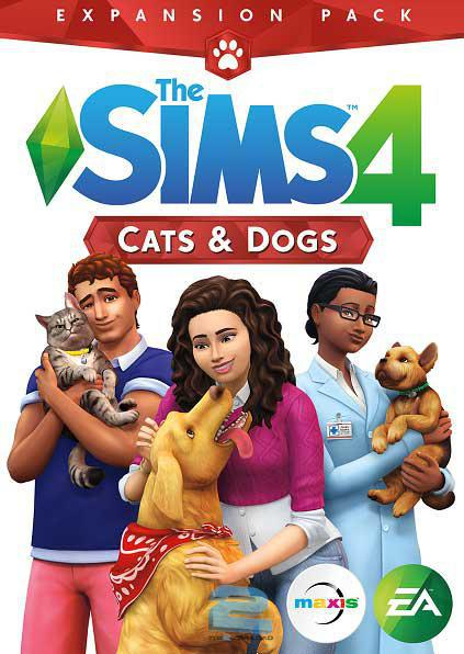 The Sims 4 Cats and Dogs | تاپ 2 دانلود