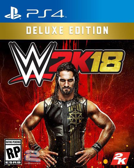 WWE 2K18 | تاپ 2 دانلود
