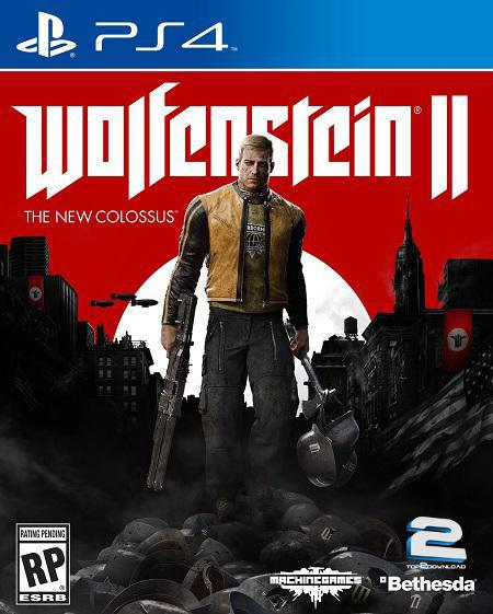 Wolfenstein II The New Colossus | تاپ 2 دانلود