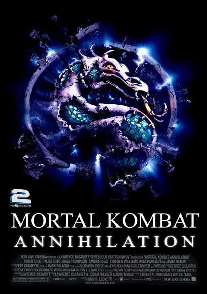Mortal Kombat Annihilation 1997 | تاپ 2 دانلود