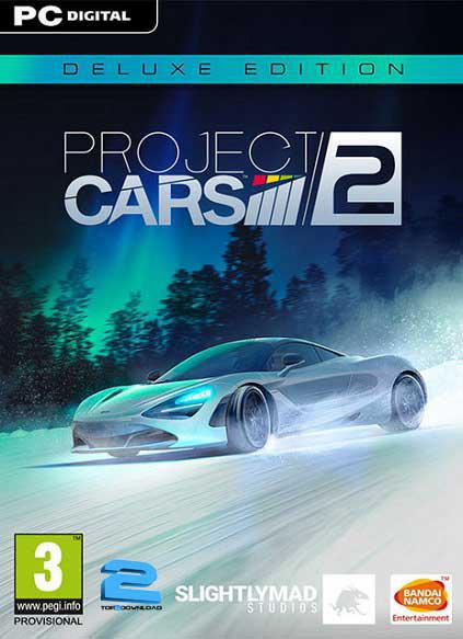 Project CARS 2 Fun Pack | تاپ 2 دانلود