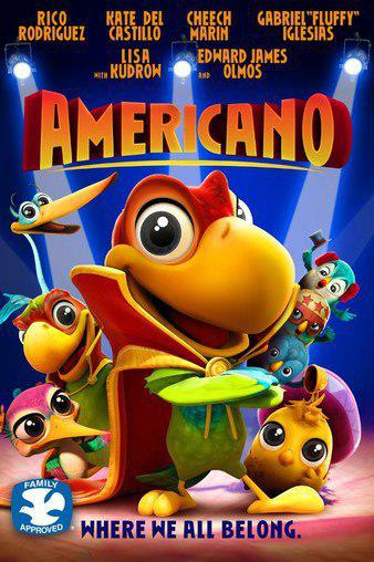 دانلود انیمیشن Americano (2016)