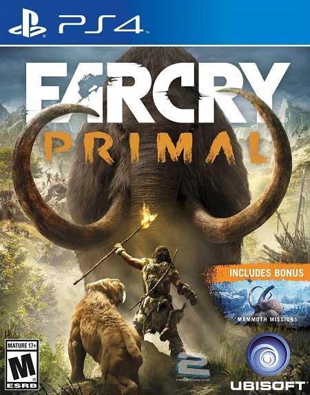 Far Cry Primal | تاپ 2 دانلود