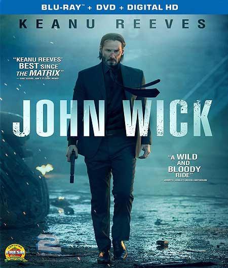 John Wick 2014 | تاپ 2 دانلود