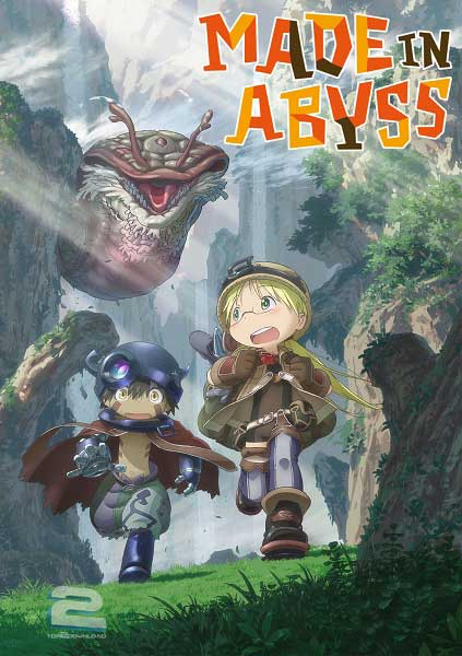 Made in Abyss | تاپ 2 دانلود