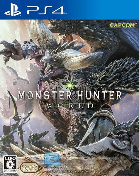 Monster Hunter World | تاپ 2 دانلود