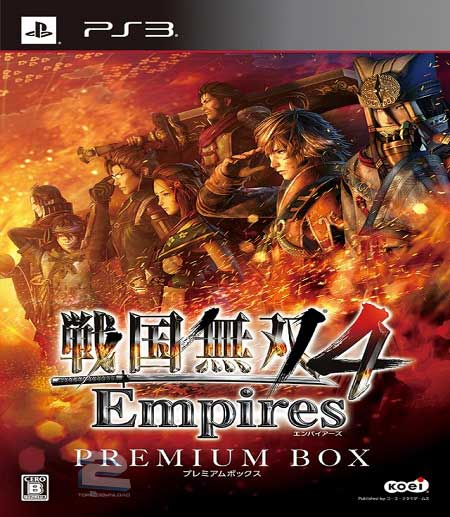 Samurai Warriors 4 Empires | تاپ 2 دانلود