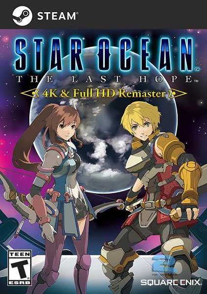 Star Ocean The Last Hope 4K Full HD Remaster | تاپ 2 دانلود