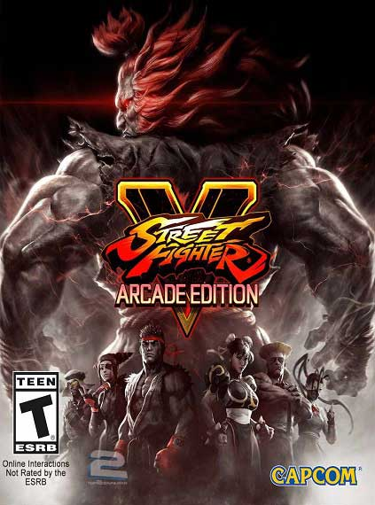 Street Fighter V Arcade Edition | تاپ 2 دانلود