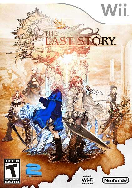 The Last Story | تاپ 2 دانلود
