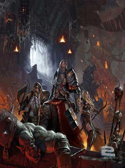 Warhammer Quest | تاپ 2 دانلود