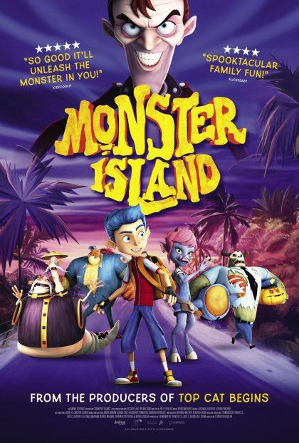 Monster Island 2017 | تاپ 2 دانلود