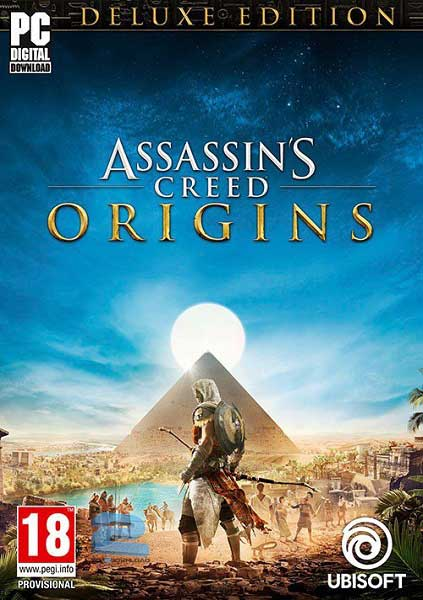 Assassins Creed Origins | تاپ 2 دانلود