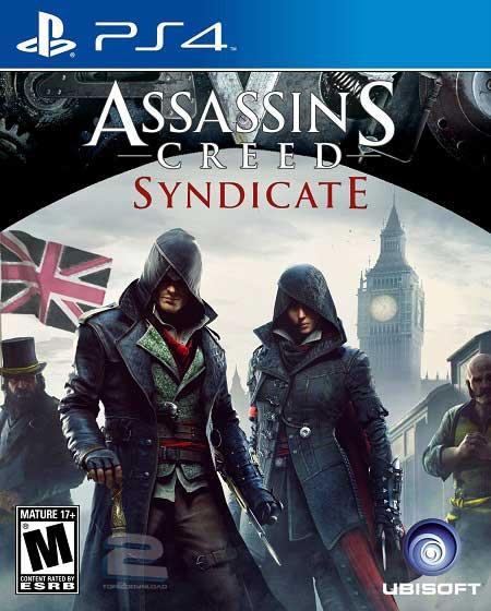 Assassins Creed Syndicate | تاپ 2 دانلود