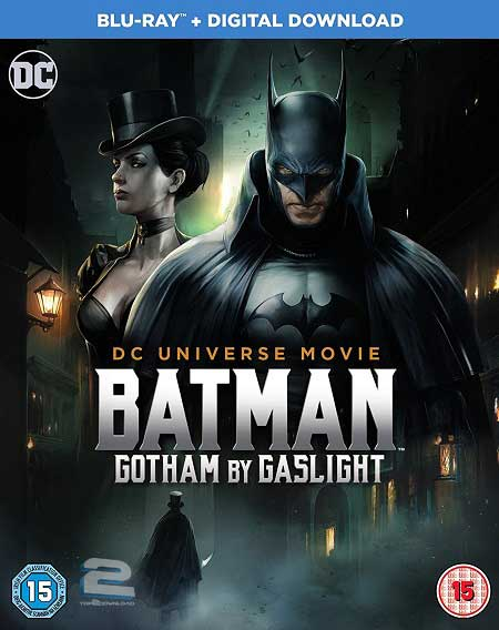 Batman Gotham by Gaslight 2018 | تاپ 2 دانلود