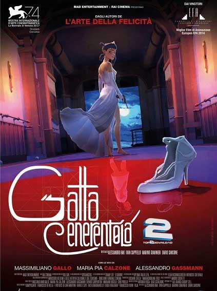 Cinderella the Cat 2017 | تاپ 2 دانلود