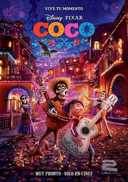 Coco 2017 | تاپ 2 دانلود