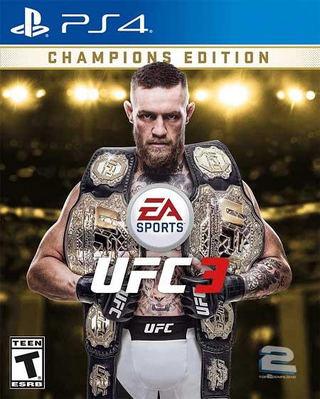 EA Sports UFC 3 | تاپ 2 دانلود