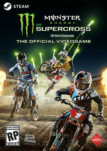 Monster Energy Supercross The Official Videogame | تاپ 2 دانلود