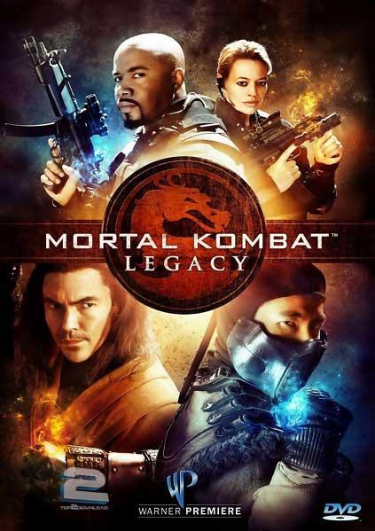 دانلود سریال Mortal Kombat Legacy | تاپ 2 دانلود