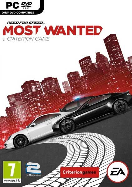 Need for Speed Most Wanted Limited Edition | تاپ 2 دانلود