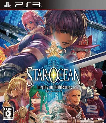 Star Ocean Integrity and Faithlessness | تاپ 2 دانلود