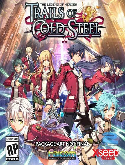 The Legend of Heroes Trails of Cold Steel II | تاپ 2 دانلود