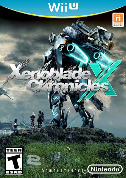 Xenoblade Chronicles X | تاپ 2 دانلود