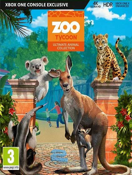 Zoo Tycoon Ultimate Animal Collection | تاپ 2 دانلود