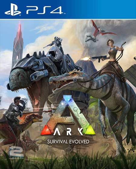 ARK Survival Evolved | تاپ 2 دانلود