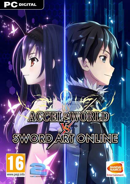 Accel World VS Sword Art Online Deluxe Edition | تاپ 2 دانلود
