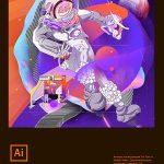دانلود نرم افزار Adobe Illustrator CC 2018 v22.0.0.243