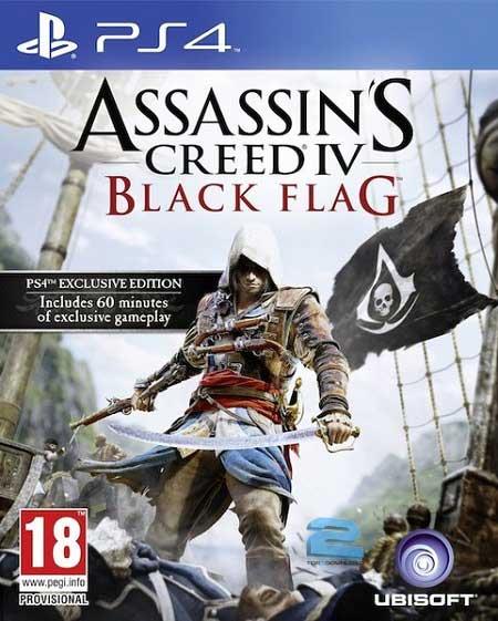 Assassins Creed IV Black Flag | تاپ 2 دانلود