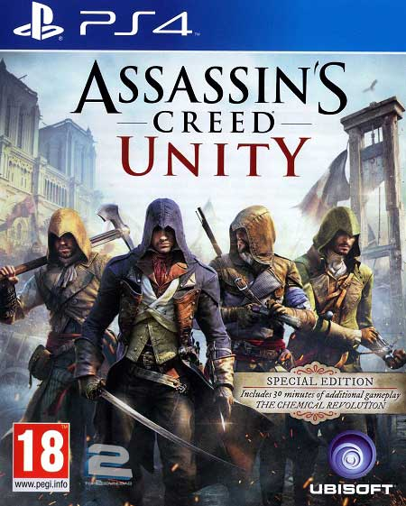 Assassins Creed Unity | تاپ 2 دانلود