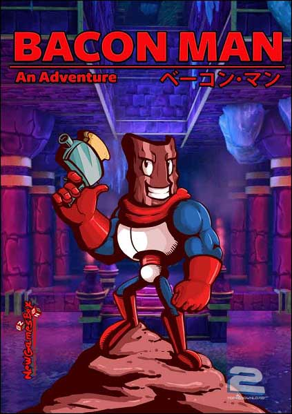 Bacon Man An Adventure   تاپ 2 دانلود