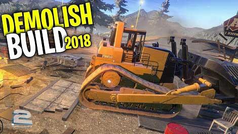 Demolish and Build 2018 | تاپ 2 دانلود