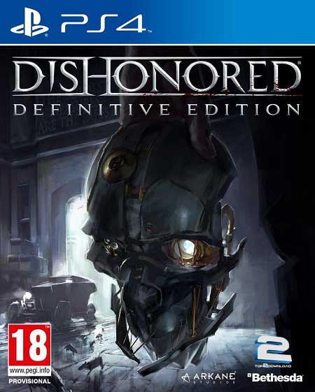 Dishonored Definitive Edition | تاپ 2 دانلود
