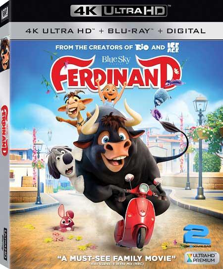 Ferdinand 2017 | تاپ 2 دانلود