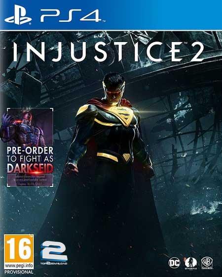 Injustice 2 | تاپ 2 دانلود